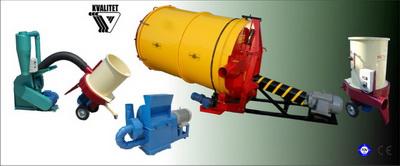 Drobilice za biomasu